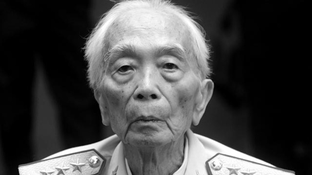 Nationalheld in Vietnam: Legendärer General Giap stirbt mit 102. Legendärer Vietnam-General Vo Nguyen Giap
