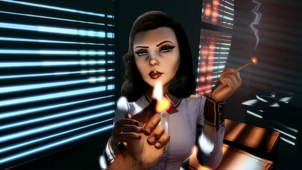 Bioshock Infinite: Burial at Sea - Die ersten fünf Minuten des DLC. Bioshock Infinite: Burial at Sea (Quelle: 2K Games)