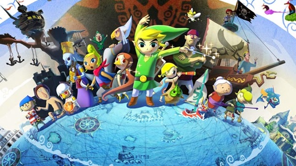 Zelda: Wind Waker: HD-Version für Wii U war in sechs Monaten fertig. The Legend of Zelda: The Wind Waker HD für Wii U (Quelle: Nintendo)