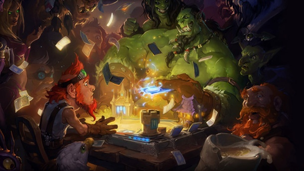 "Hearthstone: Heroes of Warcraft Beta-Keys gewinnen. Gewinnspiel zu ""Hearthstone: Heroes of Warcraft"" (Quelle: Blizzard Entertainment)"
