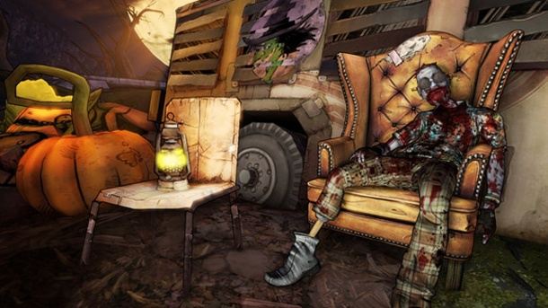 "Borderlands 2: ""Headhunter 1: TK Baha's Bloody Harvest""-DLC kommt nächste Woche. Borderlands 2 -Headhunter 1: TK Baha's Bloody Harvest (Quelle: 2K Games)"