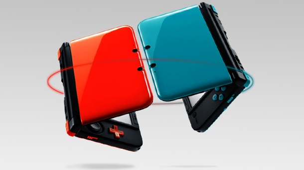 3DS-Handhelds: Nintendo sichert Co-Existenz zur Switch zu. Nintendo 3DS XL Limited Edition (Quelle: Nintendo)