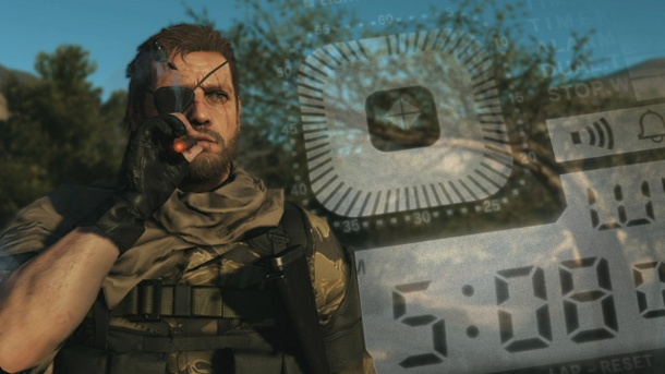 Metal Gear Solid 5: Der Prolog Ground Zeroes soll vor dem Hauptspiel erscheinen. Metal Gear Solid 5: The Phantom Pain (Quelle: Konami)