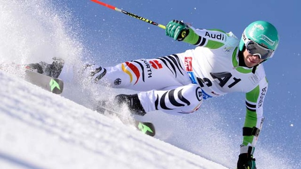 Ski alpin: Felix Neureuther . Felix Neureuther (Quelle: dpa)