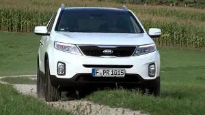 Kia Sorento im Test (Screenshot: news2do)