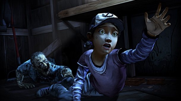 Telltale Games kündigt The Walking Dead: Season 2 offiziell an. The Walking Dead: Season 2 - Adventure von Telltale Games für PC und Konsolen (Quelle: Telltale Games)