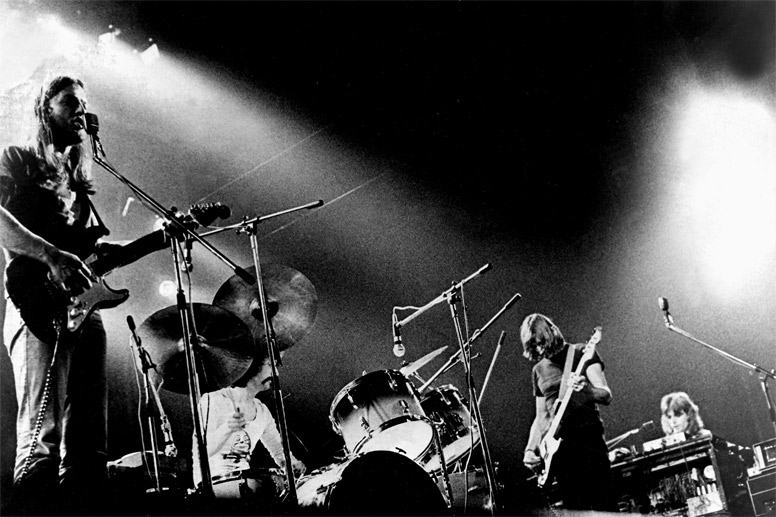 Pink Floyd  (Quelle: picture-alliance-United-Archives-TopFoto)