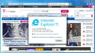 Internet Explorer 11 für Windows 7 (Quelle: t-online.de)