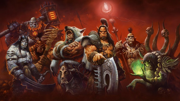 WoW: Blizzard stellt neue Charaktermodelle vor. WoW-Add-on Warlords of Draenor (Quelle: Blizzard)