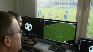 Hoffenheim arbeitet mit neuer Trainings-Software (Screenshot: Reuters)