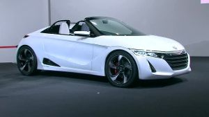 Das sind die Highlights der Tokyo Motor Show (Screenshot: News2Use)