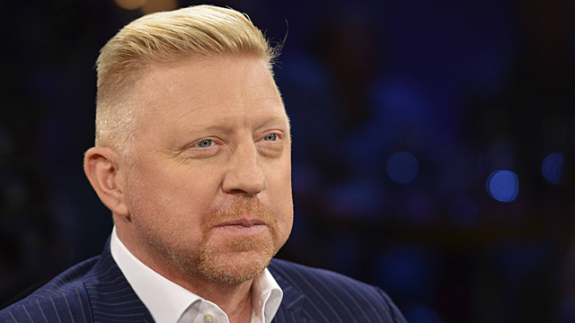 boris becker und seine neue frisur zum 46 geburtstag. Black Bedroom Furniture Sets. Home Design Ideas