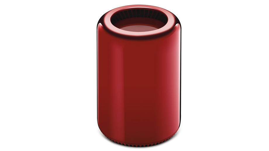 Roter Mac Pro (Quelle: Sotheby's)