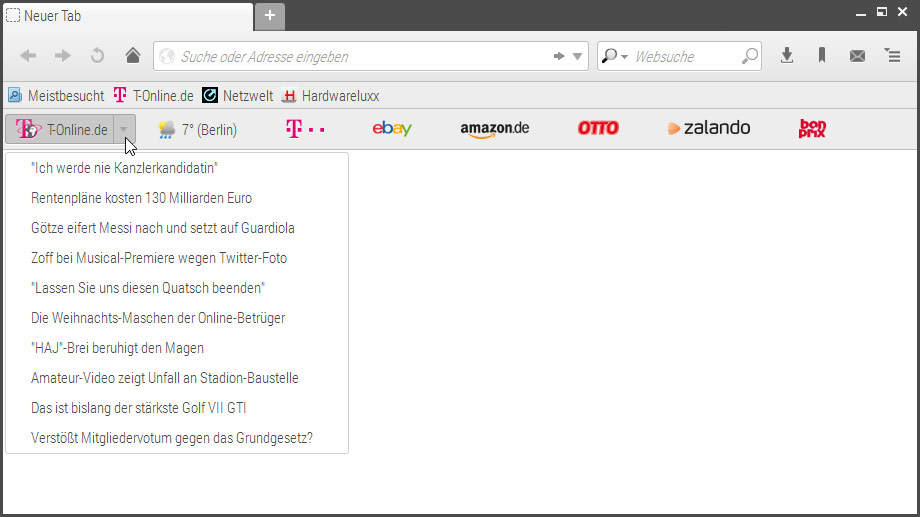 T Online Browser Aktuelle Version