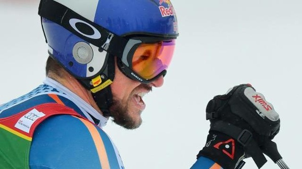 Ski-alpin: Aksel Lund Svindal gewinnt Super-G in Lake Louise. Aksel Lund Svindal hat den Super-G in Lake Louise gewonnen.