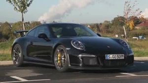 Porsche 911 GT3 im Test (Screenshot: Car News)