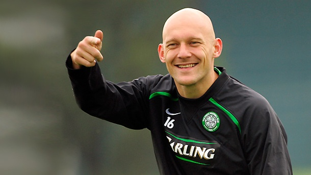 Ex-HSV-Star Thomas Gravesen zieht mit 100 Mio. Euro nach Las Vegas. Thomas Gravesen (hier im Trainings-Dress von Celtic Glasgow) hat gut lachen. (Quelle: Reuters)
