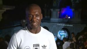 Clarence Seedorf. (Screenshot: omnisport)
