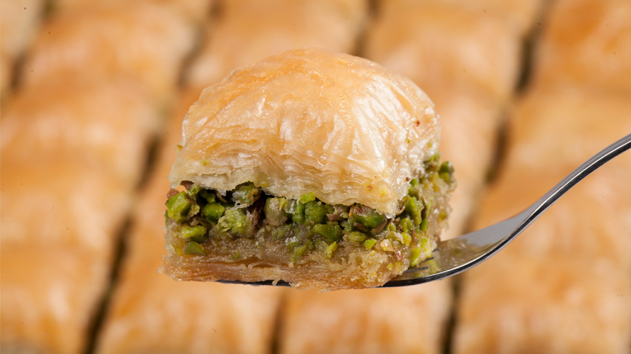 Internationale Küche: Baklava (Quelle: Thinkstock by Getty-Images)