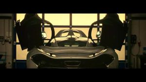 McLaren P1 schneller als der Porsche 918? (Screenshot: McLaren Automotive)