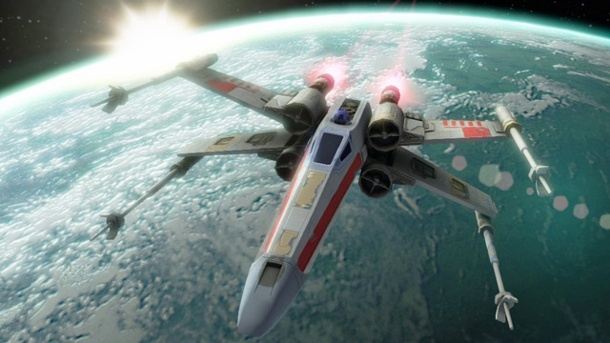 Star Wars: Attack Squadrons bereits eingestellt. Star Wars: Attack Squadrons Mulitplayer-Onlinespiel von Area 53 Games und Lucas Arts (Quelle: Disney Interactive)