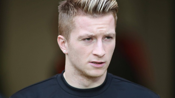 bvb star marco reus macht fans hoffnung auf starke r ckrunde. Black Bedroom Furniture Sets. Home Design Ideas