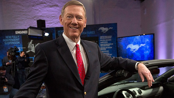 Alan Mulally sagt Microsoft ab: Ford-Chef will Steve Ballmer nicht beerben. Will von Ford nicht fort: Alan Mulally (Quelle: Reuters)