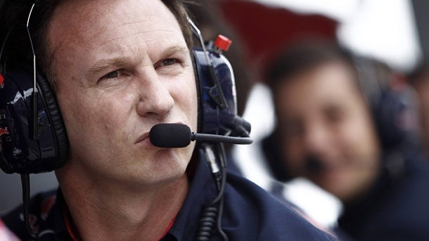 Formel 1: Red-Bull-Boss Christian Horner warnt vor neuer Punkteregel. Red-Bull-Boss Christian Horner hält nichts von der doppelten Punktevergabe im letzten Rennen. (Quelle: imago/LAT Photographic)