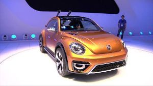 Detroit Motor Show 2014: Vier Premieren bei Volkswagen (Screenshot: news2do.com)