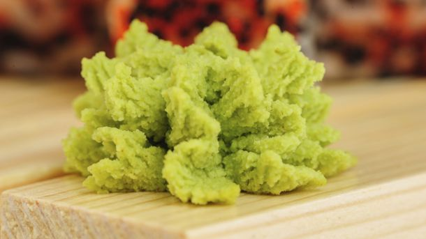 Echten Wasabi erkenn Sie an der Zutatenliste (Quelle: Thinkstock by Getty-Images)