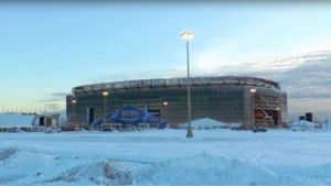 Der Super-Bowl soll am 2. Februar in New York stattfinden. (Screenshot: omnisport)