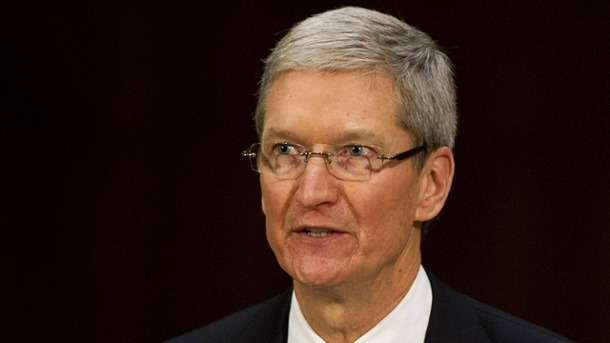 Apple-Chef Tim Cook: US-Regierung hat keinen Zugang zu Apple-Servern. Tim Cook  (Quelle: imago/UPI Photo)