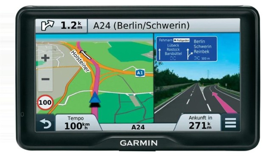 garmin bietet mit dem n vi 2797lmt ein navi mit einem xxl. Black Bedroom Furniture Sets. Home Design Ideas