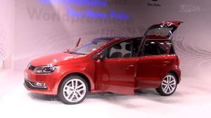 Weltpremiere des neuen VW Polo (Screenshot: United Pictures TV)