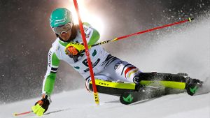 In Sotschi winkt Neureuthers erste Olympia-Medaille (Foto: imago/GEPA Pictures)