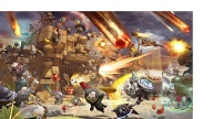 Free-to-Play-Games auf Spielkonsolen: Happy Wars (Quelle: Microsoft)