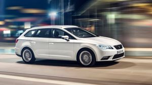 Seat Leon ST im Test (Screenshot: Car News)