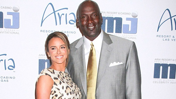 michael jordan und ehefrau yvette prieto haben zwillinge bekommen. Black Bedroom Furniture Sets. Home Design Ideas
