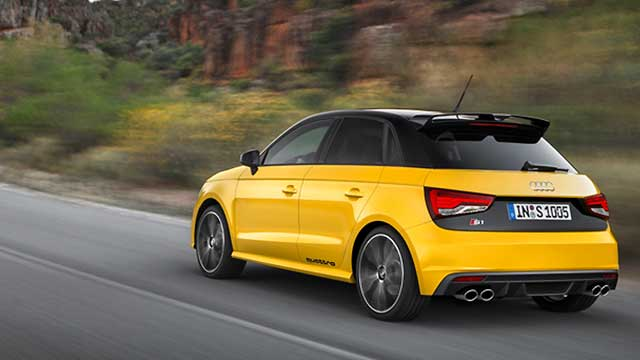 audi s1 kleinwagen kommt mit 231 ps auf den autosalon. Black Bedroom Furniture Sets. Home Design Ideas