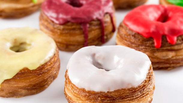 Cronut: Das Trendgebäck erobert nun auch Deutschland . Cronut: Das Trendgebäck erobert nun auch Deutschland.  (Quelle: Thinkstock by Getty-Images)
