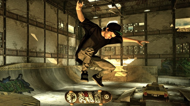 Das neue Tony Hawk wird ein Mobile Game. Tony Hawk's Pro Skater HD (Quelle: Activision)