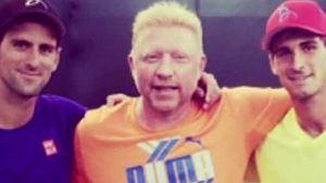 Boris Becker in Top-Form: Neuer Job, neuer Look (Screenshot: Stapp.tv)