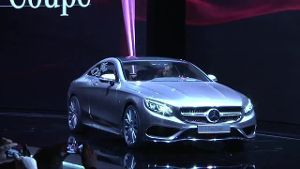 Mercedes S-Klasse-Coupé feiert Weltpremiere auf Genfer Autosalon (Screenshot: news2do)