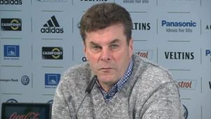 Hecking will 'Bayern offensiv packen' (Screenshot: Omnisport)