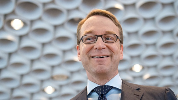Bundesbank überweist Milliarden an Berlin. Bundesbank-Chef Jens Weidmann (Quelle: dpa)