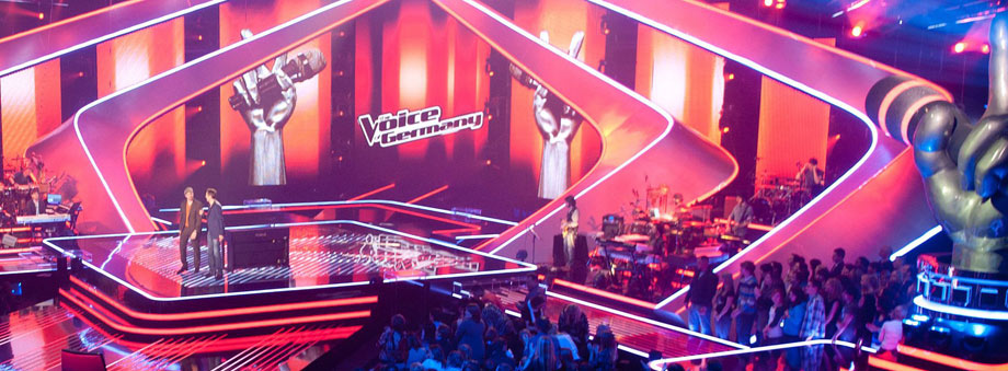The Voice of Germany (Quelle: dpa)