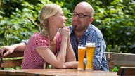 Der Biergarten  (Quelle: Thinkstock by Getty-Images)