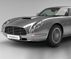 James Bond lässt grüßen. David Brown Automotive Speedback (Quelle: David Brown Automotive)