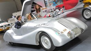 Das waren die Highlights der Techno Classica (Screenshot: United Pictures)
