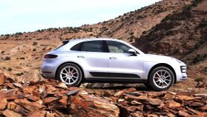 Porsche Macan Turbo: Ab durch die Wüste! (Screenshot: news2do)